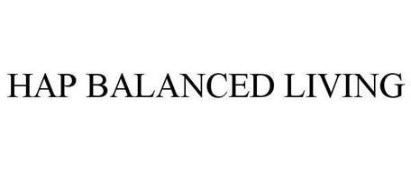 HAP BALANCED LIVING