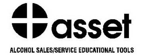+ ASSET ALCOHOL SALES/SERVICE EDUCATIONAL TOOLS