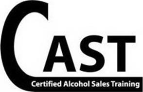 CAST CERTIFIED ALCOHOL SALES TRAINING