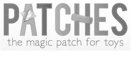 PATCHES THE MAGIC PATCH FOR TOYS