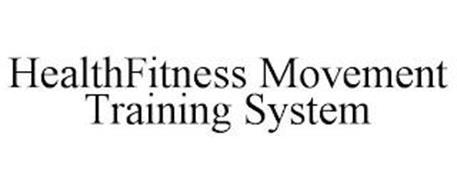 HEALTHFITNESS MOVEMENT TRAINING SYSTEM