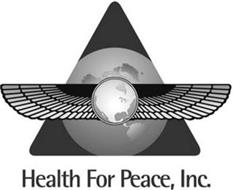 HEALTH FOR PEACE, INC.