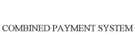 COMBINED PAYMENT SYSTEM