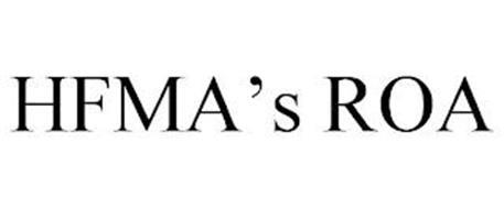 HFMA'S ROA