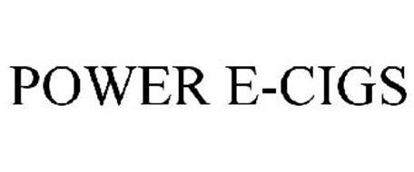 POWER E-CIGS
