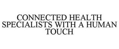 CONNECTED HEALTH SPECIALISTS WITH A HUMAN TOUCH