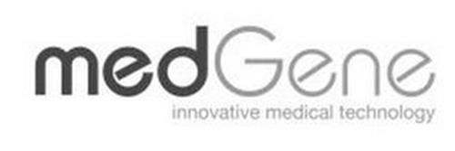 MEDGENE INNOVATIVE MEDICAL TECHNOLOGY