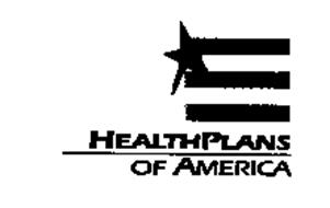 HEALTHPLANS OF AMERICA