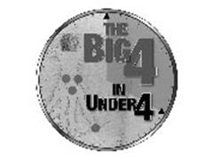 THE BIG 4 IN UNDER 4