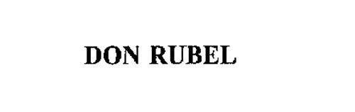 DON RUBEL
