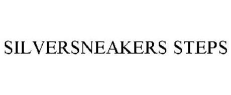 SILVERSNEAKERS STEPS