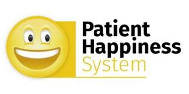 PATIENT HAPPINESS SYSTEM