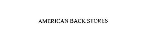 AMERICAN BACK STORES