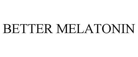 BETTER MELATONIN