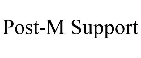 POST-M SUPPORT