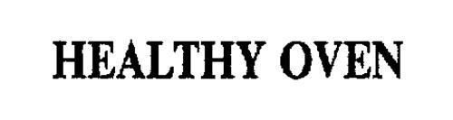 HEALTHY OVEN