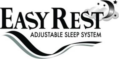 EASY REST ADJUSTABLE SLEEP SYSTEM