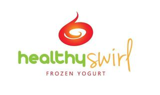 HEALTHY SWIRL FROZEN YOGURT