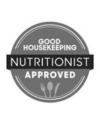 GOOD HOUSEKEEPING NUTRITIONIST APPROVED