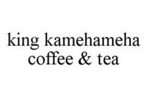 KING KAMEHAMEHA COFFEE & TEA