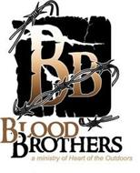 BLOOD BROTHERS A MINISTRY OF HEART OF THE OUTDOORS