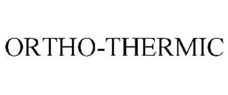ORTHO-THERMIC