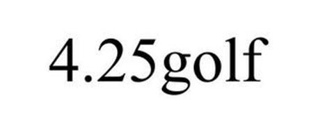 4.25GOLF