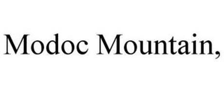 MODOC MOUNTAIN,