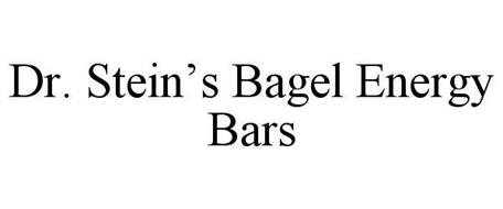 DR. STEIN'S BAGEL ENERGY BARS