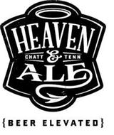 HEAVEN CHATT & TENN ALE {BEER ELEVATED}