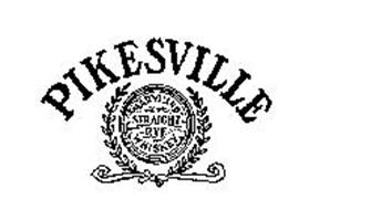 PIKESVILLE MARYLAND STRAIGHT RYE WHISKEY