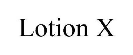 LOTION X