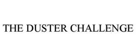 THE DUSTER CHALLENGE