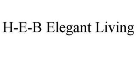 H-E-B ELEGANT LIVING