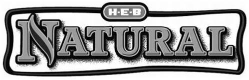 H-E-B NATURAL