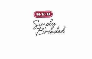H·E·B SIMPLY BREADED
