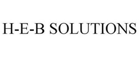 H-E-B SOLUTIONS