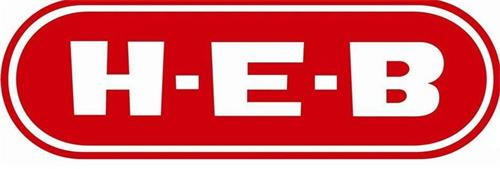 H - E - B