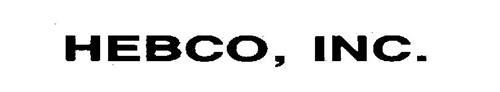 HEBCO INC.