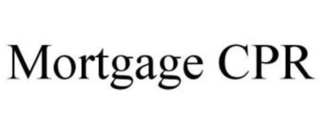 MORTGAGE CPR