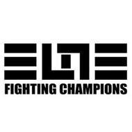 ELITE FIGHTING CHAMPIONS