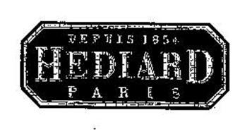 1854 HEDIARD PARIS