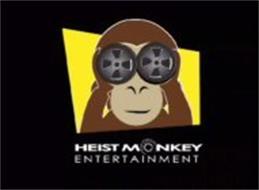 HEIST MONKEY ENTERTAINMENT