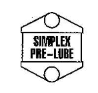 SIMPLEX PRE-LUBE