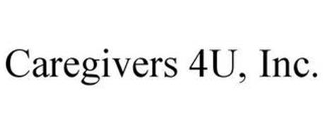 CAREGIVERS 4U, INC.