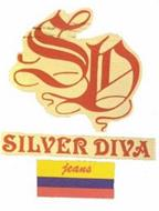 SD SILVER DIVA JEANS