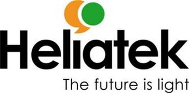 HELIATEK THE FUTURE IS LIGHT