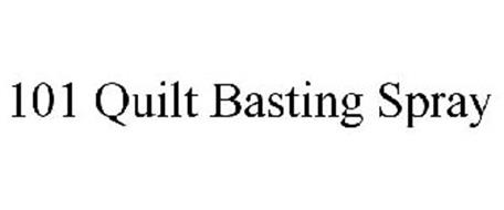 101 QUILT BASTING SPRAY