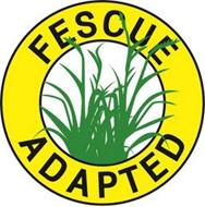 FESCUE ADAPTED
