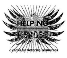 HELPING HEROES A CENTER FOR VETERAN RESOURCES